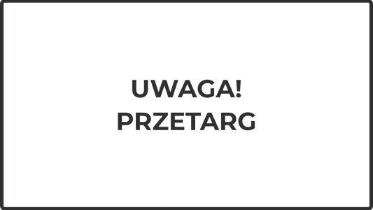 Przetarg pisemny nieograniczony nr 3/PPN/2021
